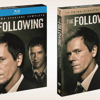 The Following: la Prima Stagione in Blu-ray e DVD