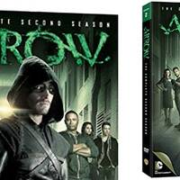 Arrow: seconda stagione in DVD
