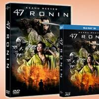 47 Ronin in Blu-ray e DVD