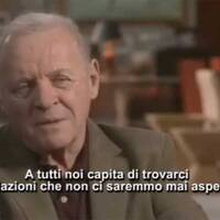 Intervista ad Anthony Hopkins - Passioni e Desideri