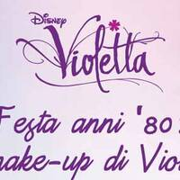 Tutorial - Violetta Make Up anni 80
