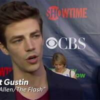 The Flash - The Flash Cast Hits The Red Carpet