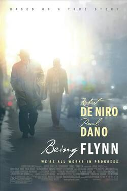 Locandina - Being Flynn