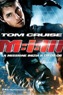 Locandina - Mission: Impossible 3