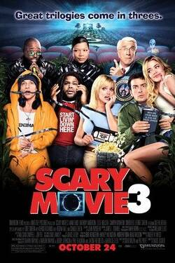 Locandina - Scary movie 3 - Una risata vi seppellirà