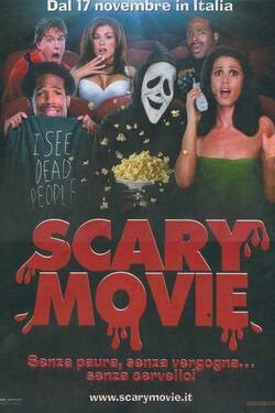 Locandina - Scary Movie