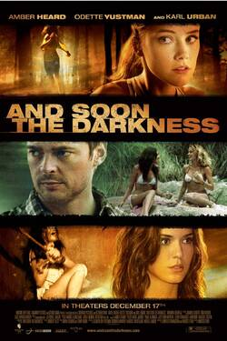 Locandina And Soon the Darkness
