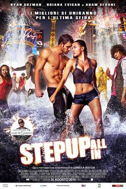 Locandina Step Up: All In