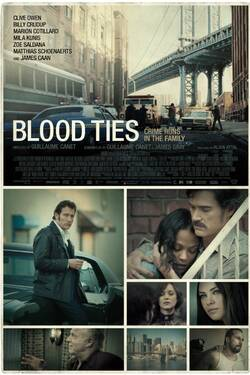 Locandina Blood Ties