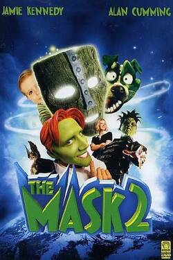Locandina The Mask 2