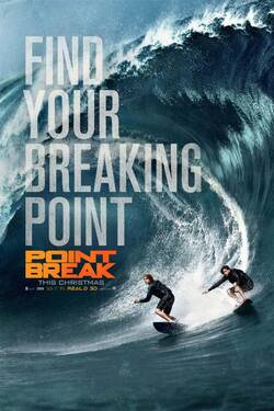 Locandina Point Break (2015)