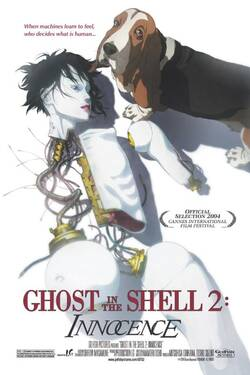 Locandina Ghost in the Shell 2 - Innocence