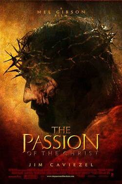 Locandina The Passion of the Christ
