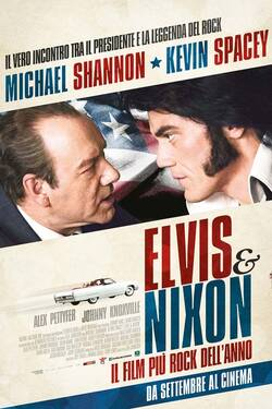 Locandina Elvis and Nixon
