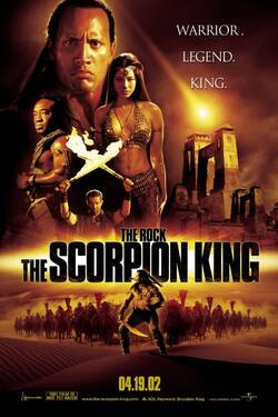 Locandina The Scorpion King
