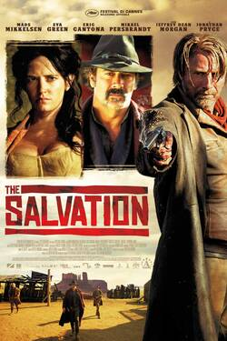 Locandina The Salvation