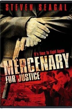 Locandina Mercenary for Justice