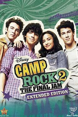 Locandina Camp Rock 2: The Final Jam