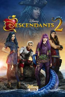 Locandina Descendants 2