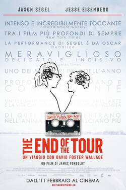 Locandina The End of the Tour