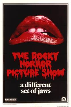 Locandina The Rocky Horror Picture Show