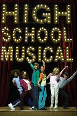 Locandina - High School Musical