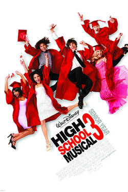 Locandina - High School Musical 3