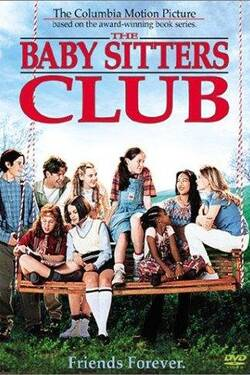 Locandina The Baby-Sitters Club