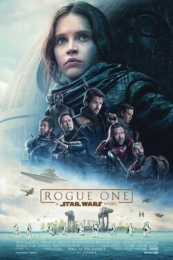 Locandina Rogue One: A Star Wars Story