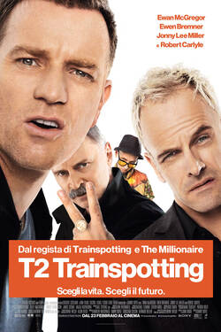 Locandina T2: Trainspotting