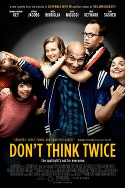 Locandina Don't Think Twice