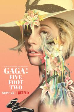 Locandina Gaga: Five Foot Two
