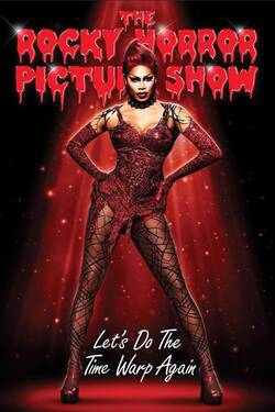 Locandina The Rocky Horror Picture Show: Let's Do the Time Warp Again