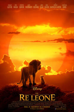 Locandina The Lion King
