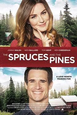 Locandina The Spruces and the Pines 2017 John Stimpson