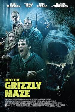 Locandina Into the Grizzly Maze 2015 David Hackl