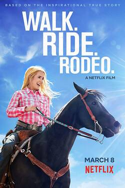 Locandina Walk. Ride. Rodeo.