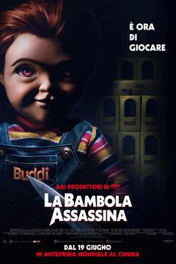 Locandina La bambola assassina (2019)