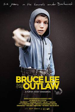 Locandina Bruce Lee and the Outlaw 2018 Joost Vandebrug