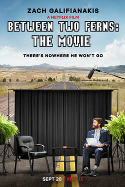 Locandina Between Two Ferns: Il film