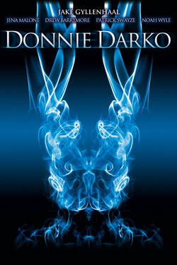 Locandina Donnie Darko 2001 Richard Kelly