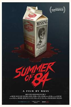 Locandina Summer of 84