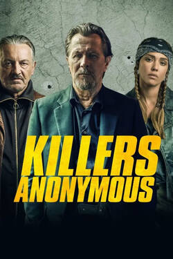 Locandina Killers Anonymous