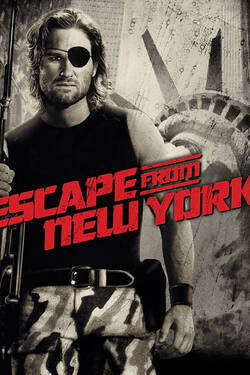 Locandina Escape from New York