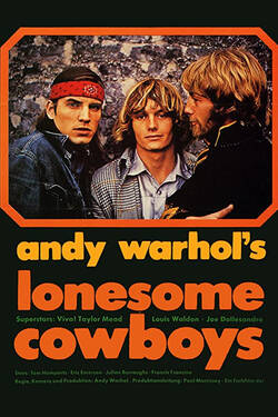 Locandina Lonesome Cowboys