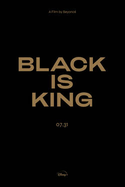 Locandina Black Is King