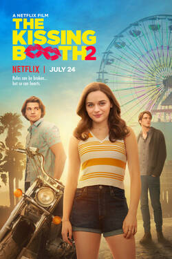 The Kissing Booth 2 - Recensione del film su Netflix