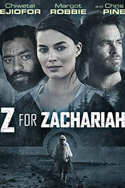 Locandina Z for Zachariah