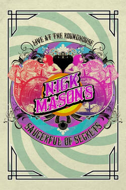 Locandina Nick Mason's Saucerful of Secrets: Live at the Roundhouse