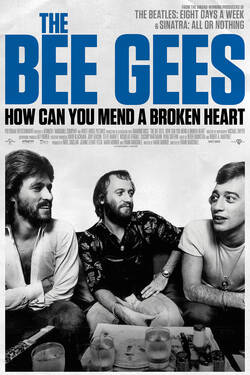 Locandina The Bee Gees: How Can You Mend A Broken Heart